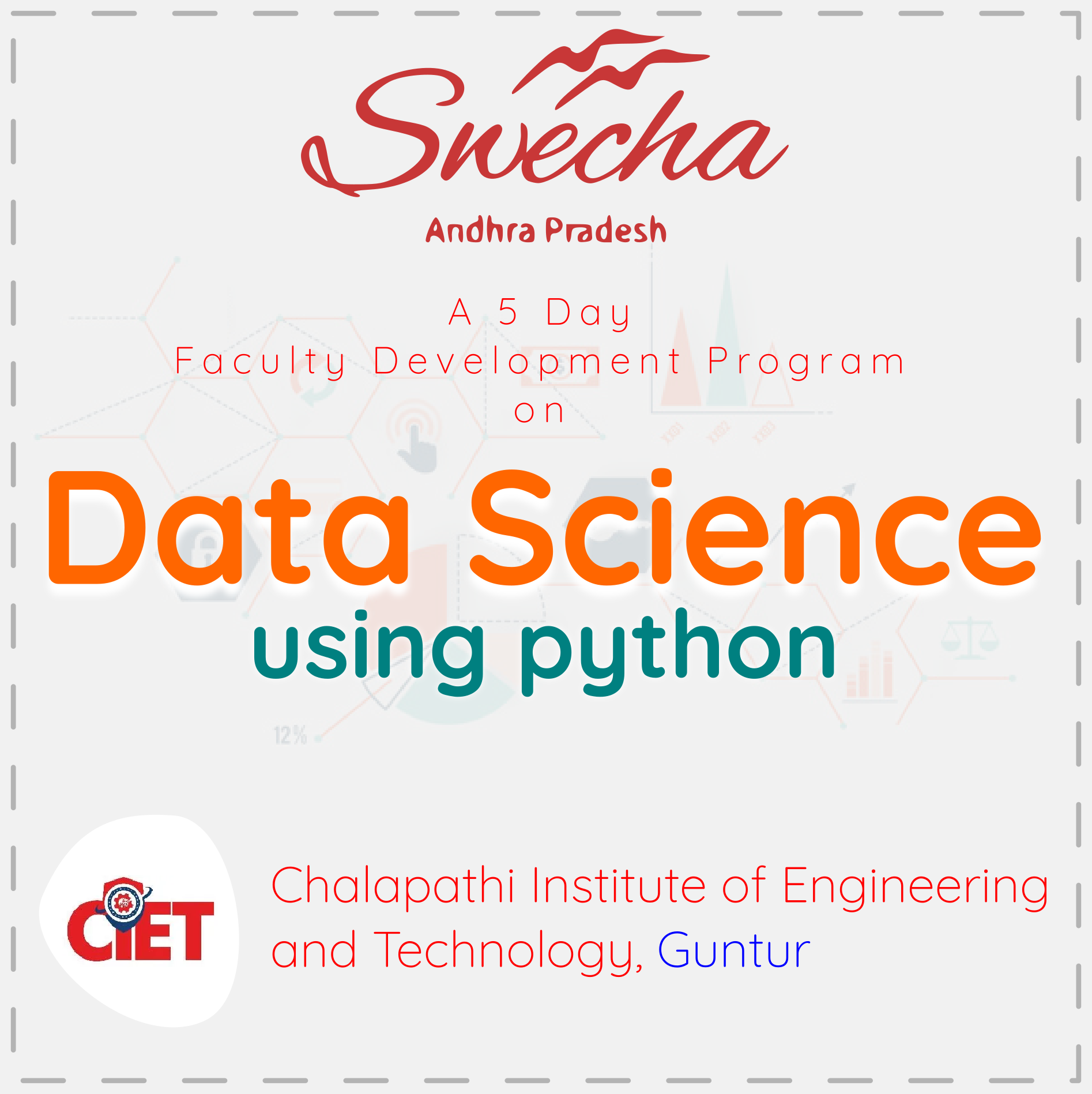 Data Science Using Python - FDP - CIET
